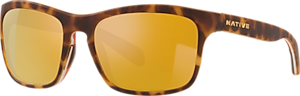 Tortoise/Beige/Orange - Bronze Reflex