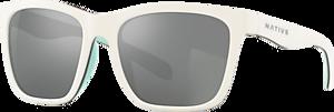 White/Grey/Mint - Silver Reflex