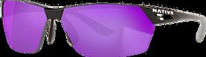 Black - Violet Reflex