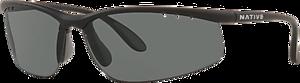 Matte Black - Grey